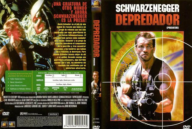 Predator DVD