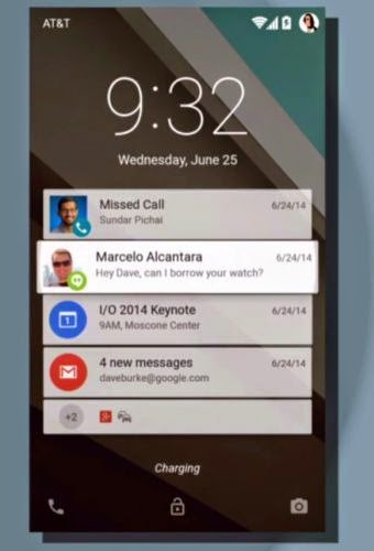 Next Version Android OS Named Android L