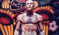 Biodata Conor McGregor Si Petarung UFC Penuh Tato Keren di Dada dan Punggung