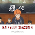 Haikyuu!! Season 4: To the Top – Release Date, Trailers & Posters