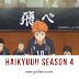 Haikyuu!! Season 4: To the Top – Release Date, Trailers & Posters