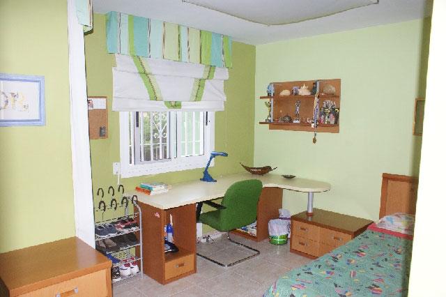 chalet en venta calle florida benicasim dormitorio1