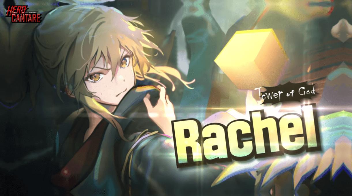 Hero Cantare - Rachel