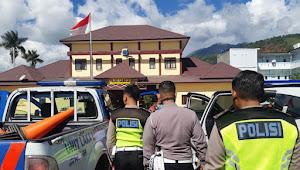 Polres Samosir Kecewa Dengan Kinerja Pemkab Samosir Cegah Covid-19