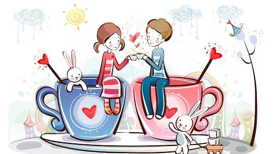 download besplatne pozadine za desktop 1920x1080 HDTV 1080p čestitke Valentinovo dan zaljubljenih Happy Valentines Day