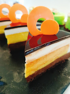 Transform yourself into 'Entremets Bake-O-Xpert' at Palate Culinary Studio