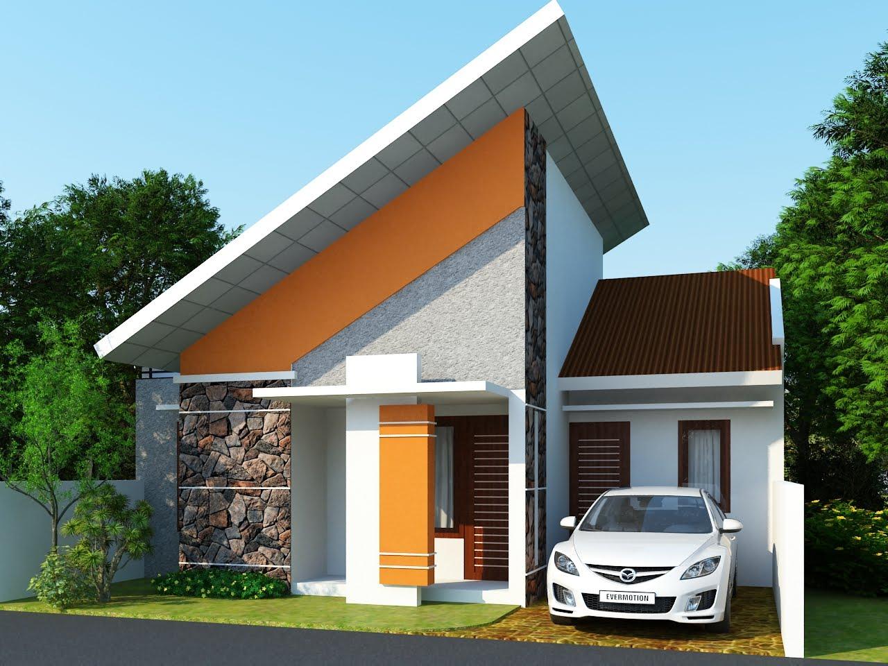 Rumah Minimalis Type 45 Tahun 2013