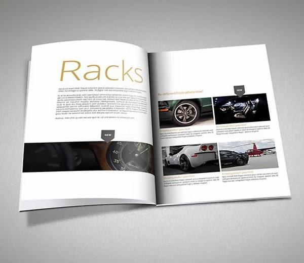 Free Print Magazine Layout Templates: 15 Magazine Templates To Help You Achieve Publication