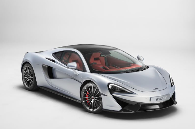 2017 McLaren 570GT Price Review Rumor