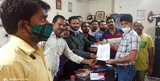 #JaunpurLive : सभासदों ने उपजिलाधिकारी को सौंपा ज्ञापन