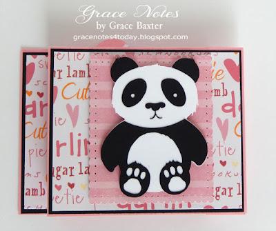 baby's 1st valentine, Wiper card by Grace Baxter