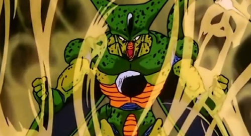 Dragon Ball Z people Consider In on Which Cell Form Is Scariest