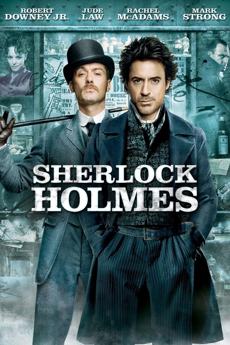 Sherlock Holmes 2009 Hindi Dual Audio Bluray 720p Dual