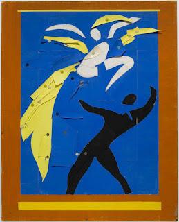 Matisse, deux danseurs, 1937