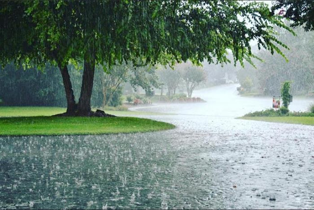 ل هەرێما کوردستانێ باران بارین دەستپێدکەت