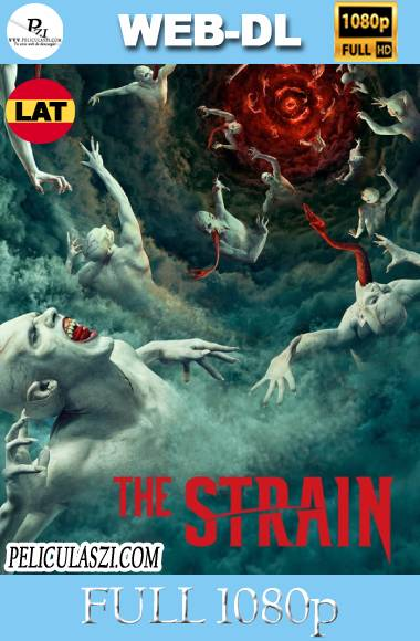 The Strain (2014-2017) Full HD Temporadas 1-4 WEB-DL 1080p Dual-Latino