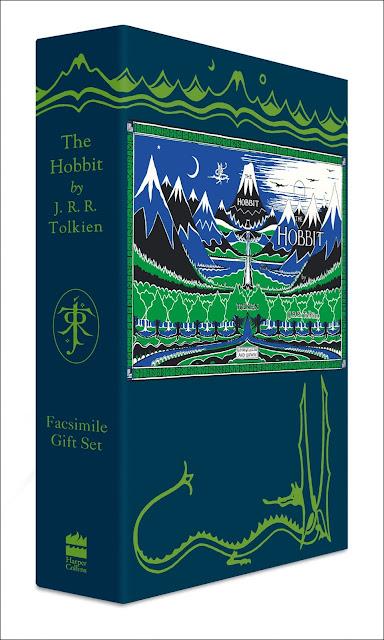 Edizione speciale di The Hobbit con CD, Mappa e Cofanetto