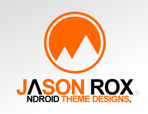 GO Launcher EX Theme - Jason Rox Android Mobile Themes: Jason Rox Logo, what do you think?
