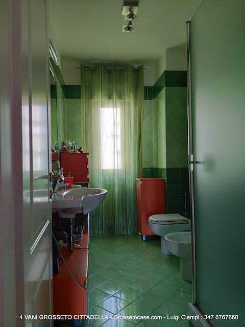 foto bagno Appartamento viale Repubblica Dominicana, Grosseto