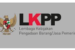 Lowongan Kerja Besar Besaran Non PNS LKPP Tahun 2018