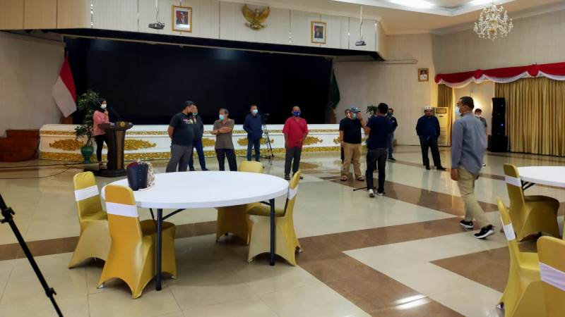 Pelantikan Pengda JMSI Riau, Adakan Webinar Untuk Mengangkat Potensi Pariwisata