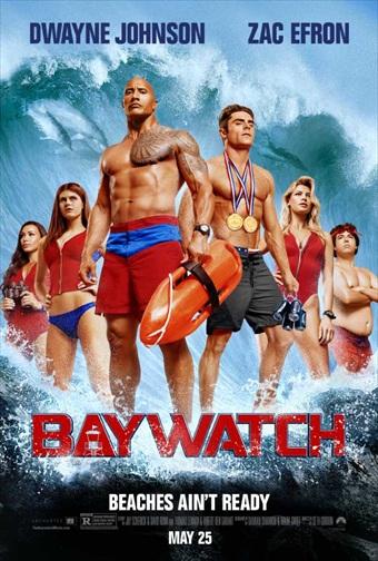 Baywatch 2017 BRRip 720p Dual Audio ORG Hindi 1GB