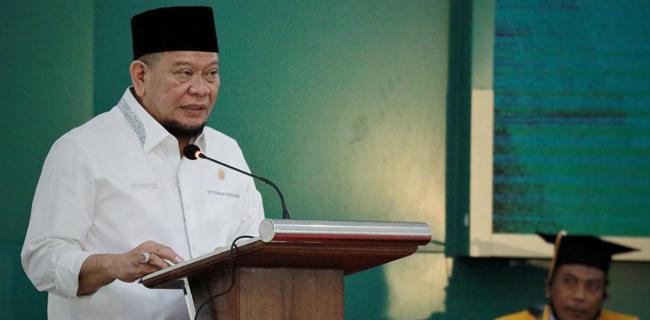 Orasi Di IAIN Tulungagung, Ketua DPD RI: Tidak Ada Artinya Orang Kaya, Tapi Miskin Akhlak