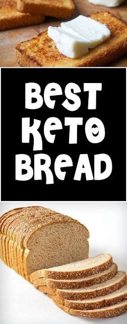 Healthy Keto Bread Recipe