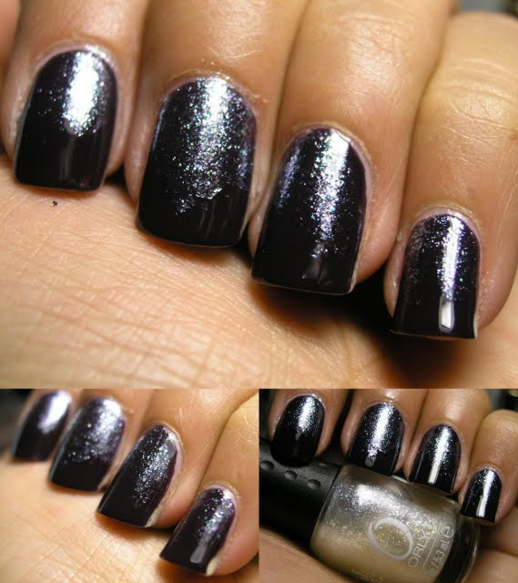 Chromatic Misadventures Opi Siberian Nights And Orly