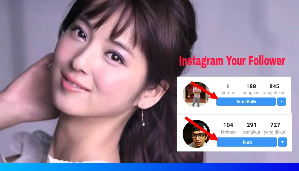 Cara Mengetahui Follower Instagram Yang Mengikuti Akun Kamu