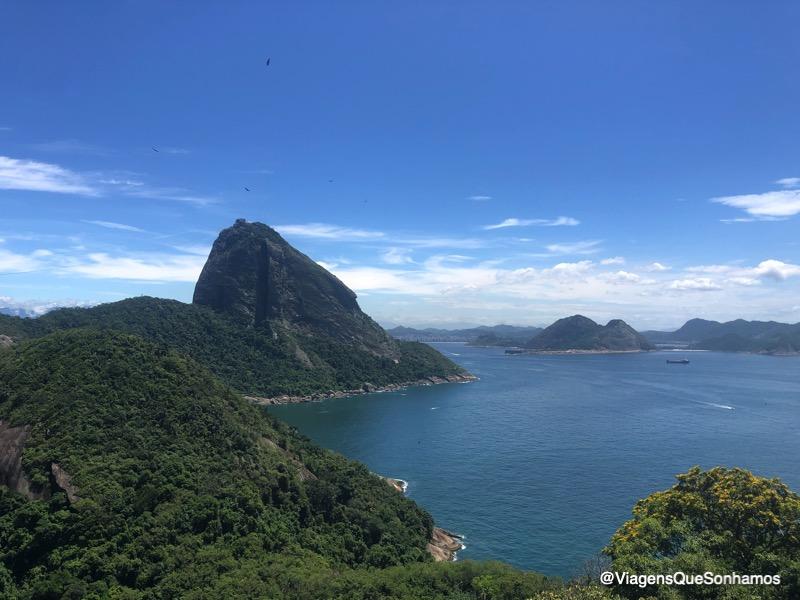 trilha do Forte no Rio de Janeiro