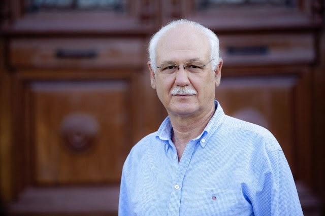 Δήλωση Δημάρχου Λαρισαίων Απ. Καλογιάννη για την απώλεια του Κ. Σαμουρέλη