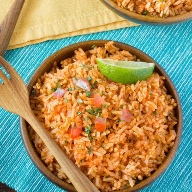 أرز المكسيكي
