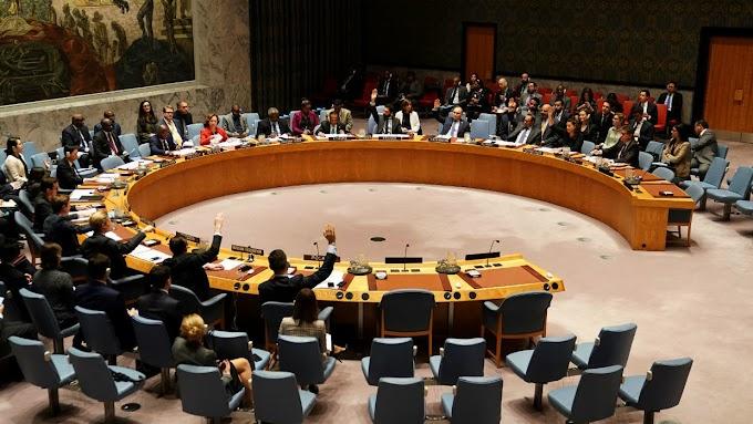 ⭕️ عاجل | مجلس الأمن يؤجل جلسة التوصيت على قرار بشأن تمديد ولاية المينورسو لأسباب صحية.