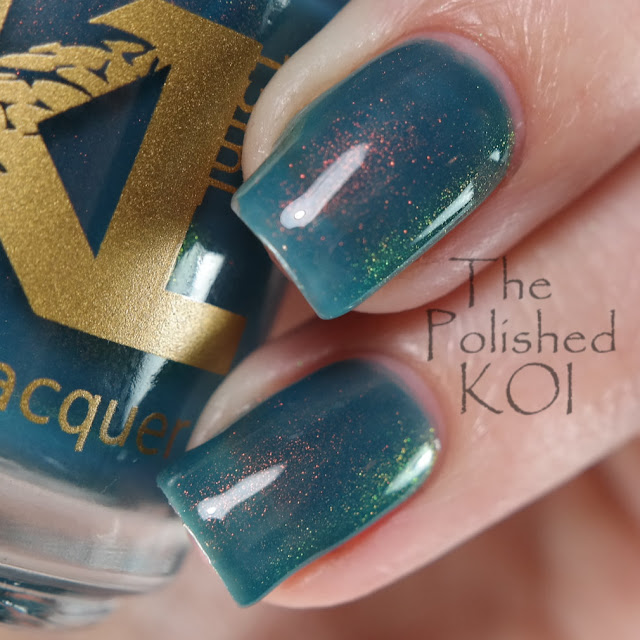 Bee's Knees Lacquer - The Siren