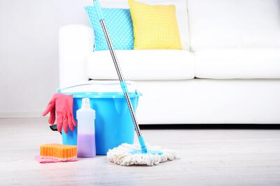 La importancia de un hogar limpio