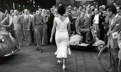 Gli italiani e il vino negli anni '50