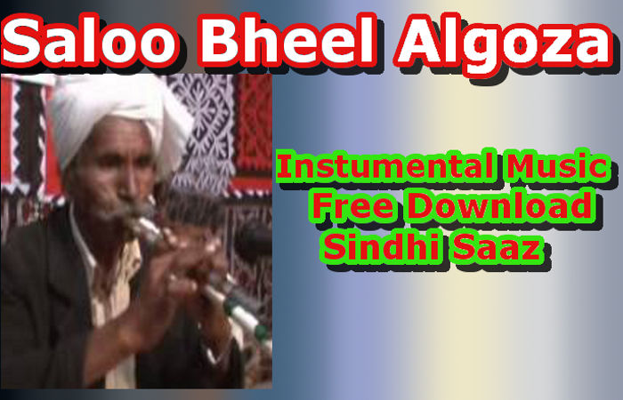 Saloo Bheel | Sindhi Alghoza Music Download