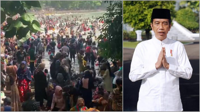 Tempat Wisata Dibuka, Jokowi Kini Minta Perkuat PPKM Mikro Usai Mudik Lebaran