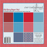 Divinity Designs LLC Old Glory Paper Collection