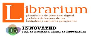 LEEMOS EN LIBRARIUM: BIENVENIDOS A LIBRARIUM
