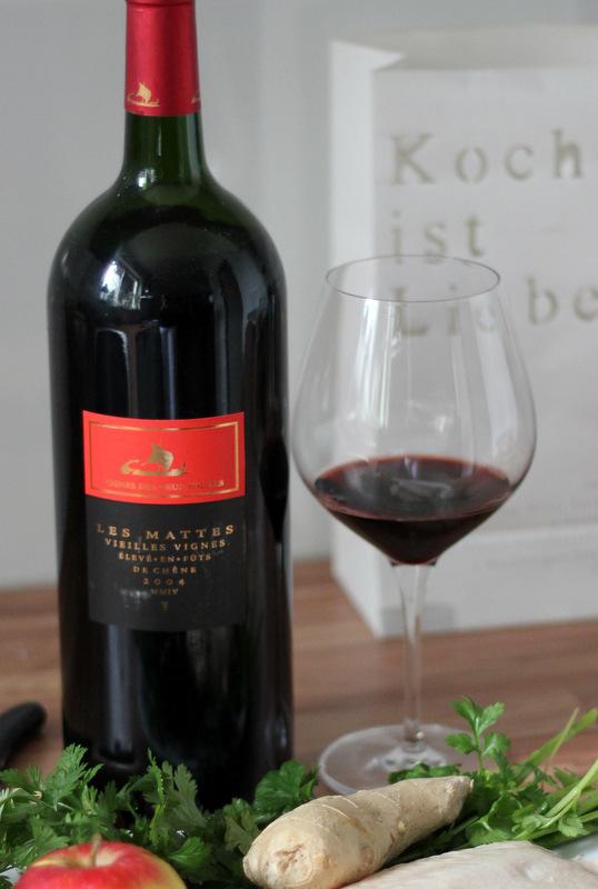 Les Mattes, Vieilles Vignes 2002, Vignes Des Deux Soleils - der Wein zur Entenbrust | Arthurs Tochter Kocht by Astrid Paul