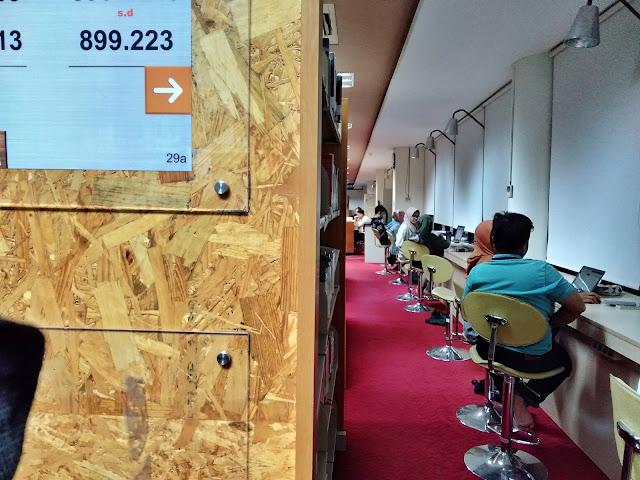 wifi perpustakaan grahatama