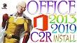 Office 2013-2019 C2R Install 7.0.5 Terbaru