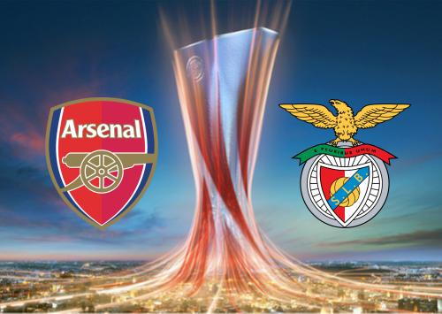 Arsenal vs Benfica -Highlights 25 February 2021