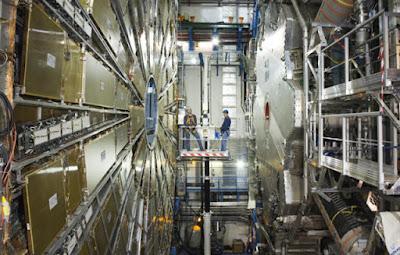 Bosone di Higgs scoperto segreto della massa
