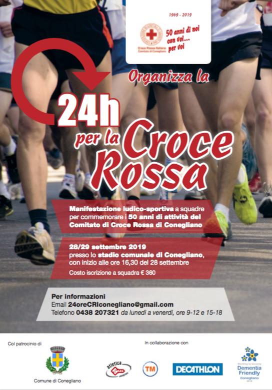SPECIALE - 24h per la Croce Rossa