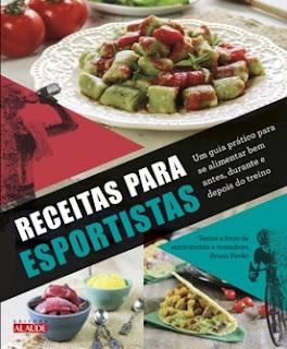 CRUSH ATLETA - Receitas para Esportistas