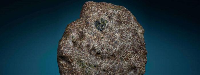 meteorito erg chech 002 - meteorito mais antigo do sistema solar