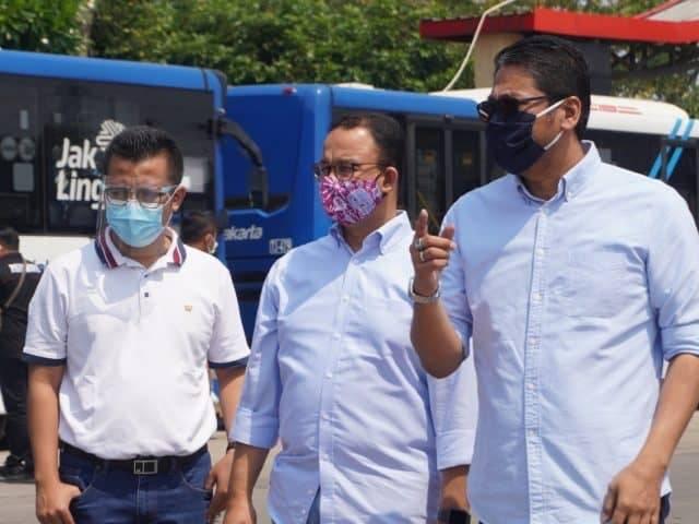 Covid-19 di Jakarta Terus Melonjak, Anies Klaim Penanganan Sudah Benar. Begini Katanya